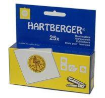 Hartberger Munthouders om te nieten 15   25x 8330015