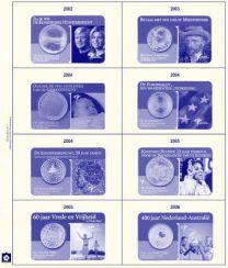 Hartberger S1 Euro inhoud Coincards Nederland 2002-2019