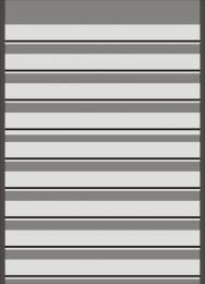 Mandor Insteekkaarten A4 291 x 210 mm zwart 10 stuks
