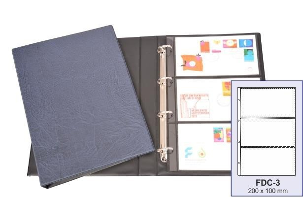 Hartberger FDC First Day Cover album