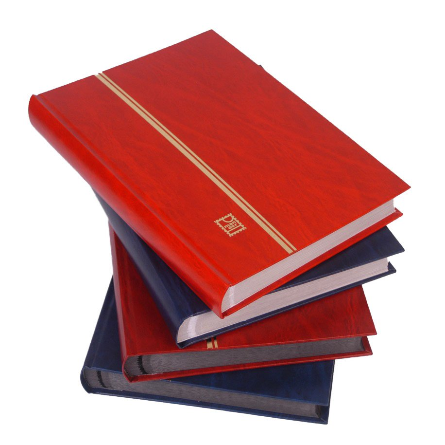 MANDOR stockbooks, stock albums and stockcards for stamps