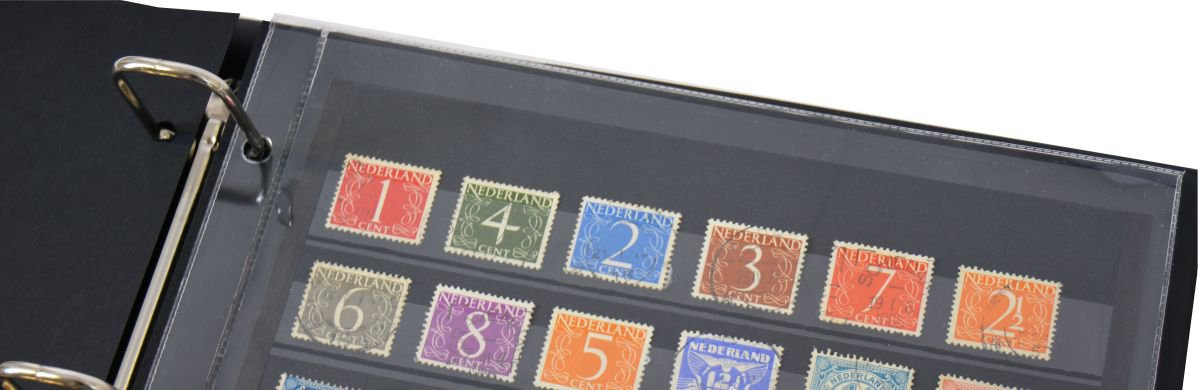 Euro-System stamp collecting pages