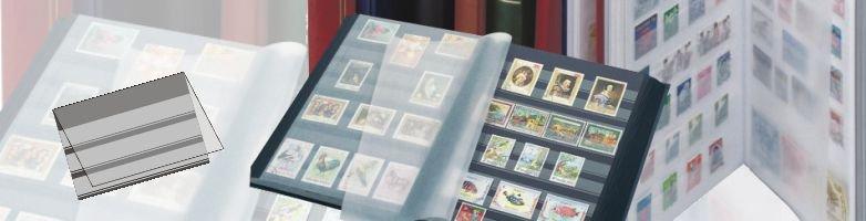Mandor stock books, cards and sheets